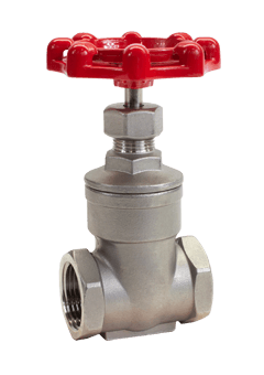 200 WOG Cast Stainless Steel Gate Valve from Flow+ Image