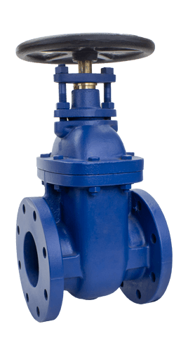 Class 125 Non Rising Stem Cast Iron Gate Valve from NCI Canada Image
