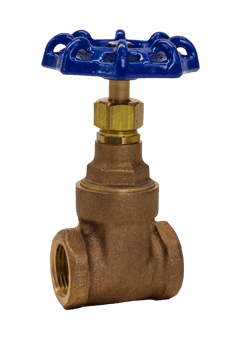 Class 150 Bronze Non Rising Stem Gate Valve from NCI Canada Image