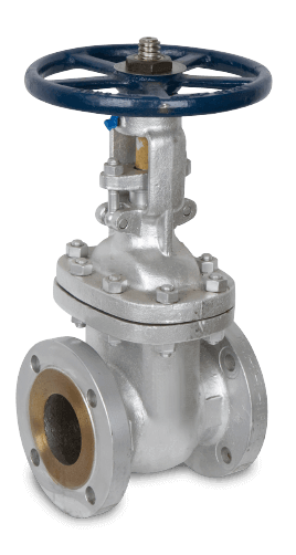 Class 150 Carbon Steel Cast Gate Valve from Sharpe Image