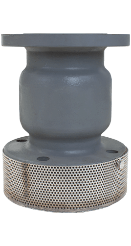 Class 150 Carbon Steel Foot Valve from SSI Image