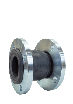 Class 150 Zinc Single Sphere Neoprene Expansion Joint from SSI Image