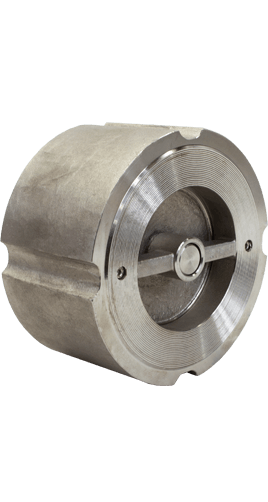 Class 150 Wafer Stainless Steel Center Guided Silent Check Valve from SSI Image