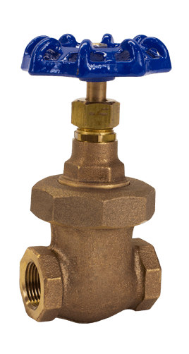 Class 300 Bronze Non Rising Stem Union Bonnet Gate Valve from NCI Canada Image