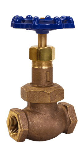 Class 300 SS Disc Bronze Globe Valve from NCI Canada Image