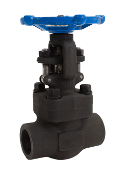 Class 800 Forged Carbon Steel Gate Valve from Sharpe Image