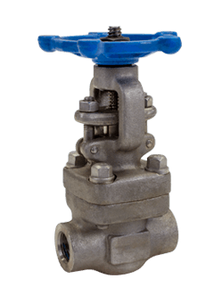 Class 800 Forged Stainless Steel Gate Valve from Sharpe Image