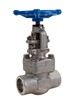 Class 800 Forged Stainless Steel Globe Valve from Sharpe Image