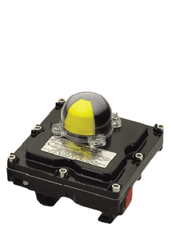 Mechanical Limit Switch from Sharpe Image
