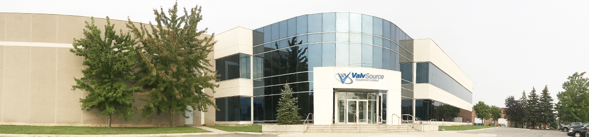 ValvSource Exterior of Building