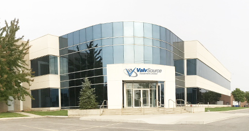 ValvSource Exterior Building